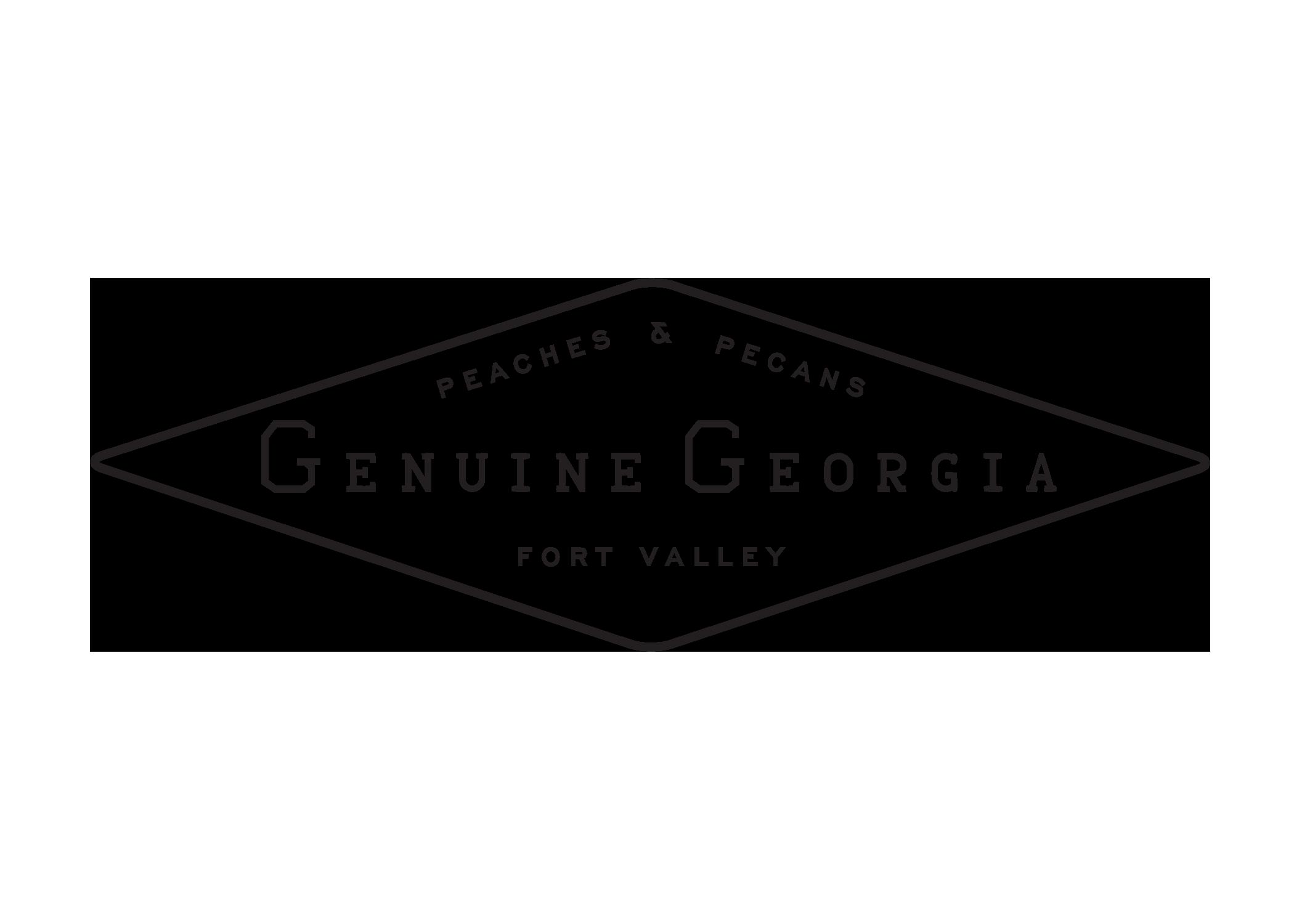 Design by Good South / Genuine Georgia Logo Design