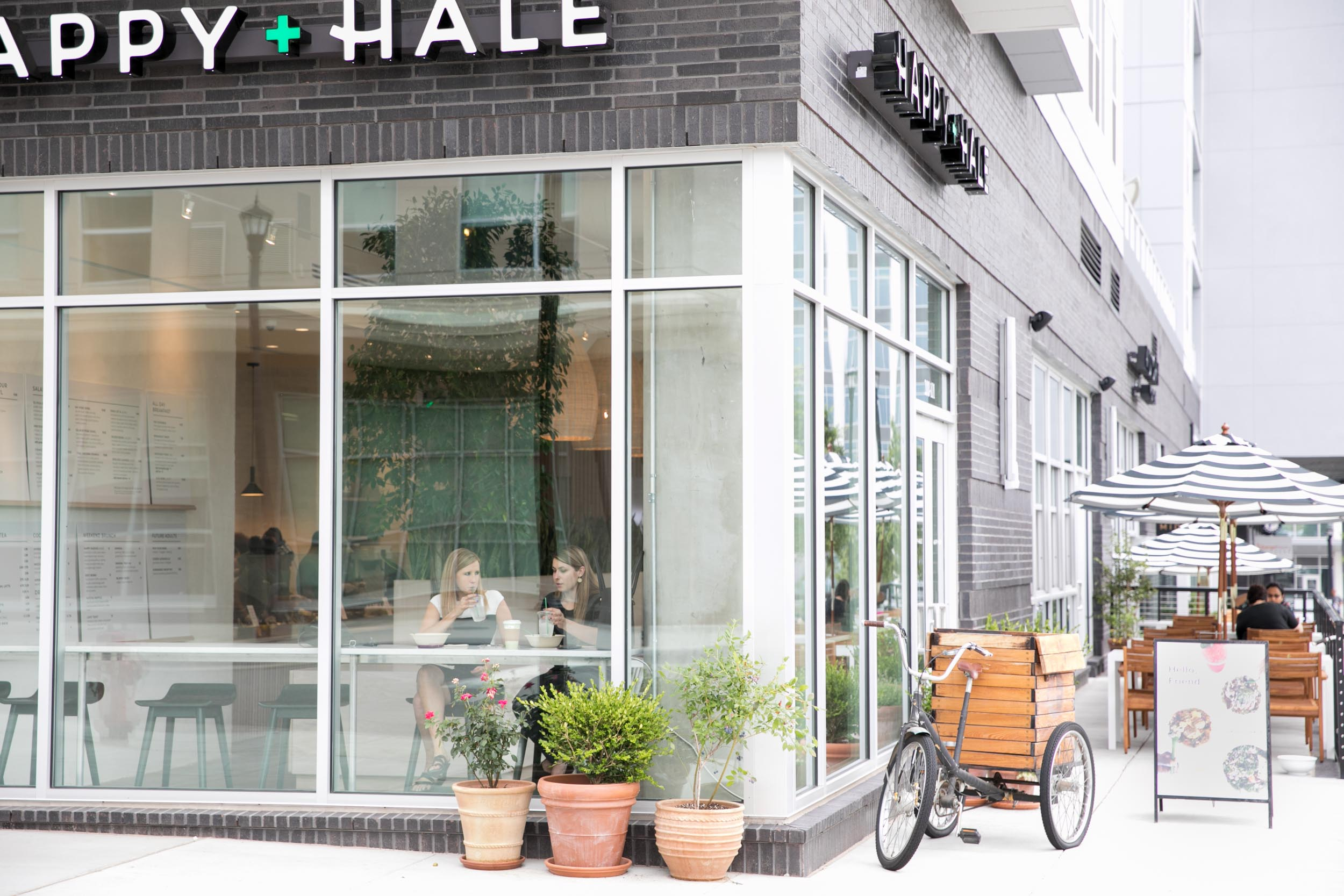 Branding for Happy + Hale by Good South