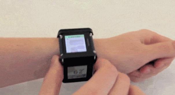 Nokia's crazy smartwatch concept