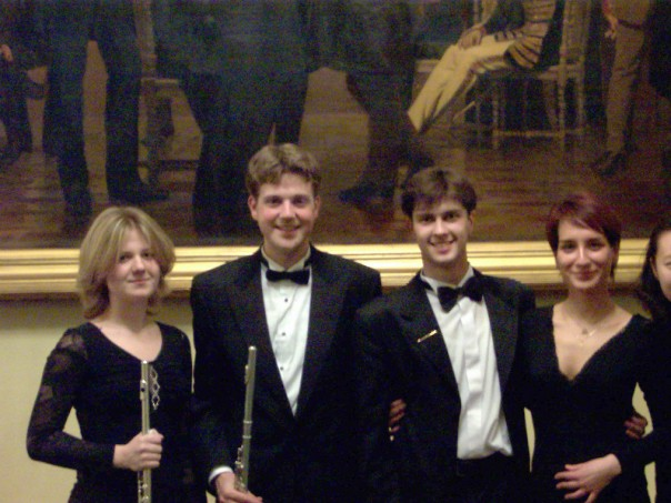 Moscow Conservatory Orchestra Flutes (2005)