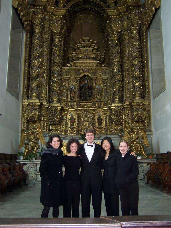 Touring in Portugal (2005)