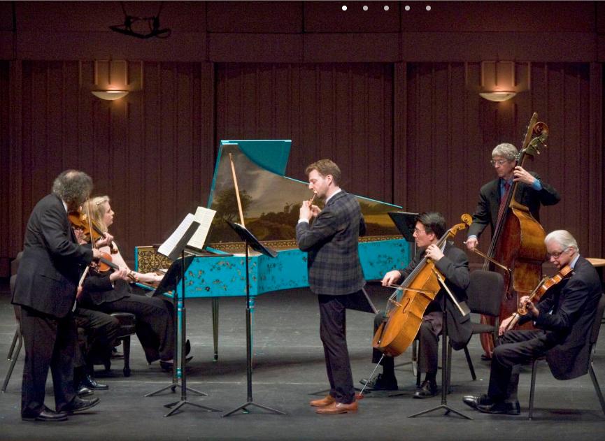 """""""Brandenburg Concerto No. 5"""""""