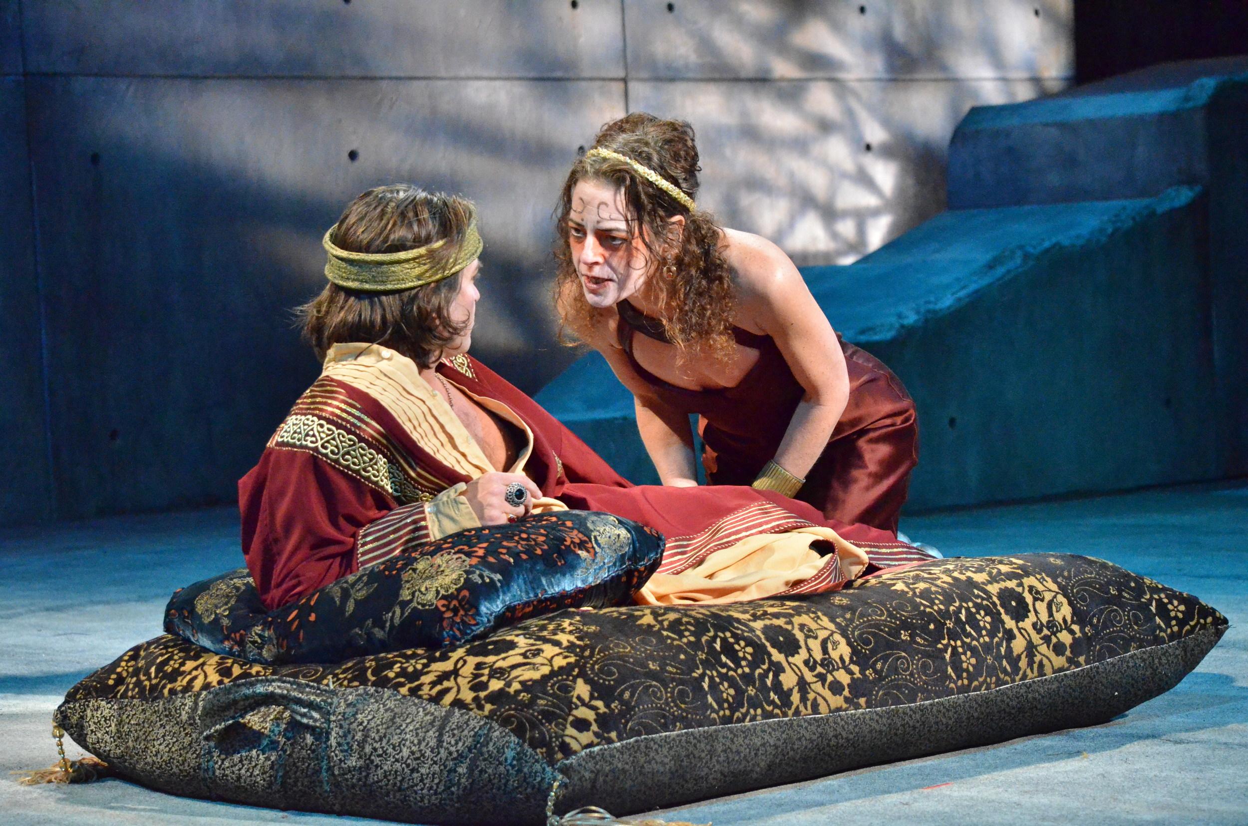 Titus Andronicusr - California Shakespeare Theatre (2010)