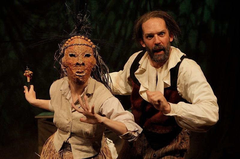 Shipwrecked! - Jungle Theater (2009)