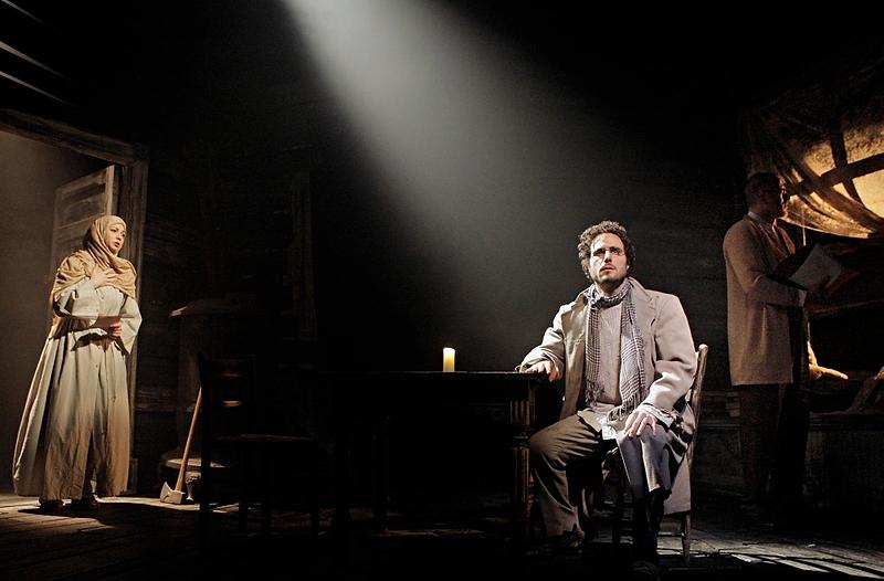 Crime and Punishment - Jungle Theater (2009)