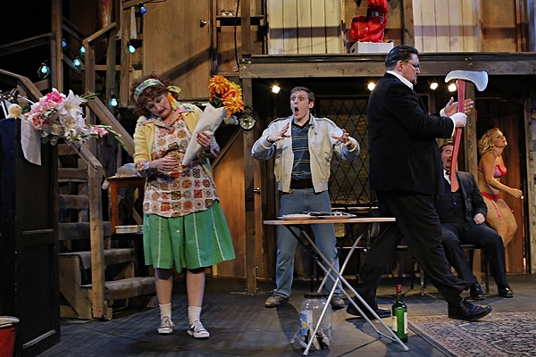 Noises Off! - Jungle Theater (2012)