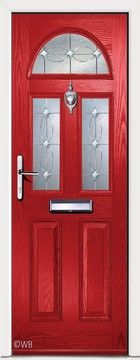 Chilton 3 Red Meanno