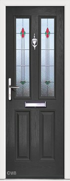 Clifton Anthracite Grey Aster