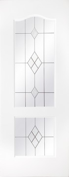 internal uPVC doors