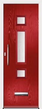 Garda B3 Red Glazed