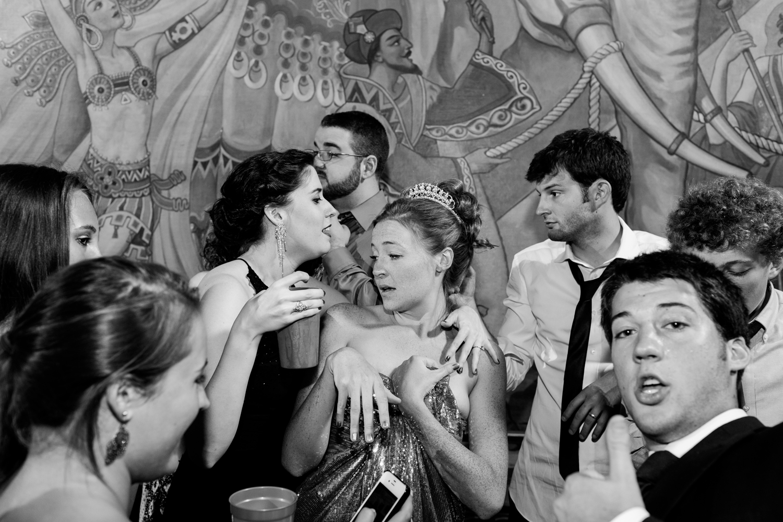 Landmark Theatre wedding