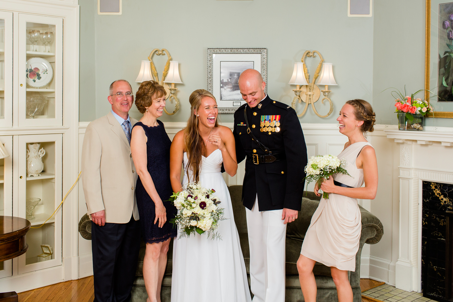 Family portraits | Traditions at the Glen