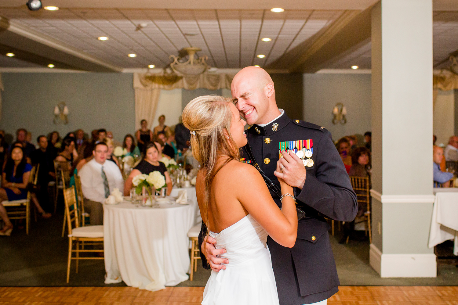 First dance | Traditions at the Glen