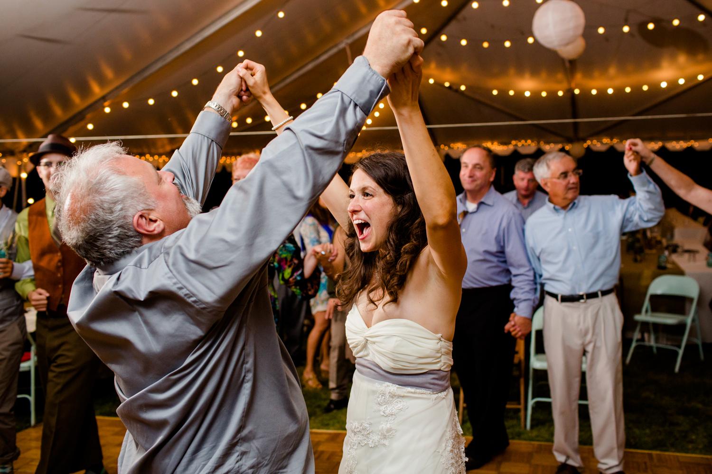 Oswego NY wedding reception