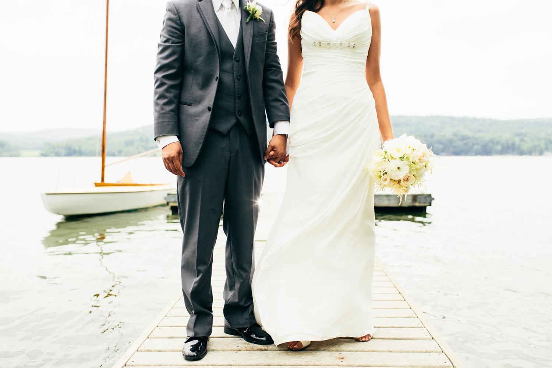 Finger Lakes bride