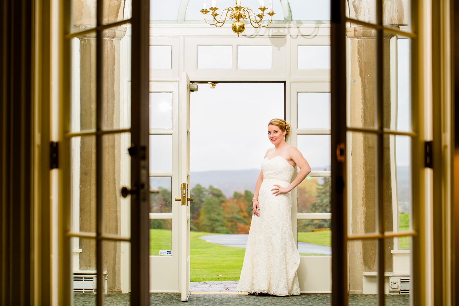 Onondaga Country Club bride