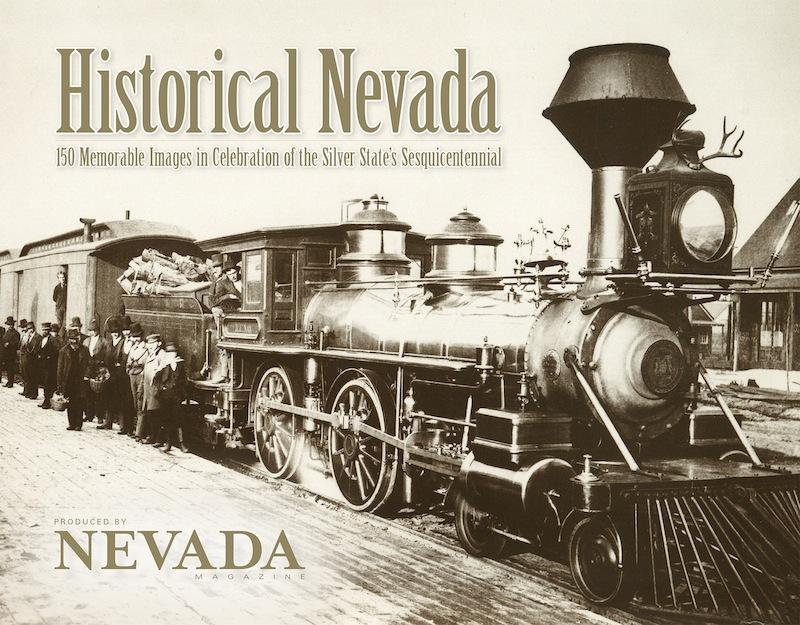 Historical Nevada image courtesy of Nevada Magazine