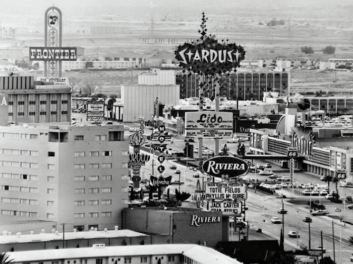 The Classic Las Vegas Strip