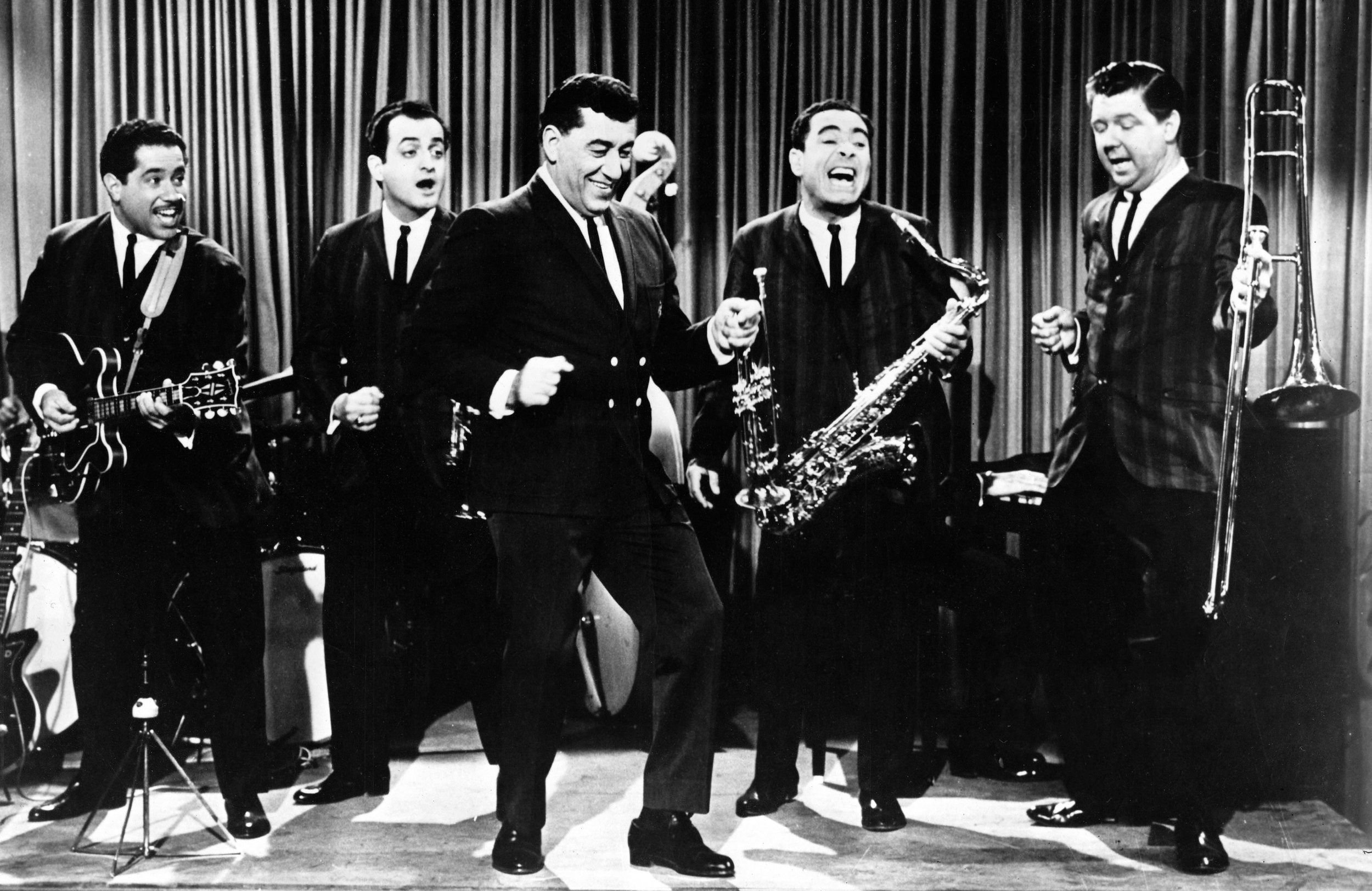 Louis Prima, Sam Butera and the Witnesses image courtesy of Louis Prima, Jr.