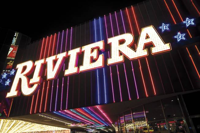 Riviera letters