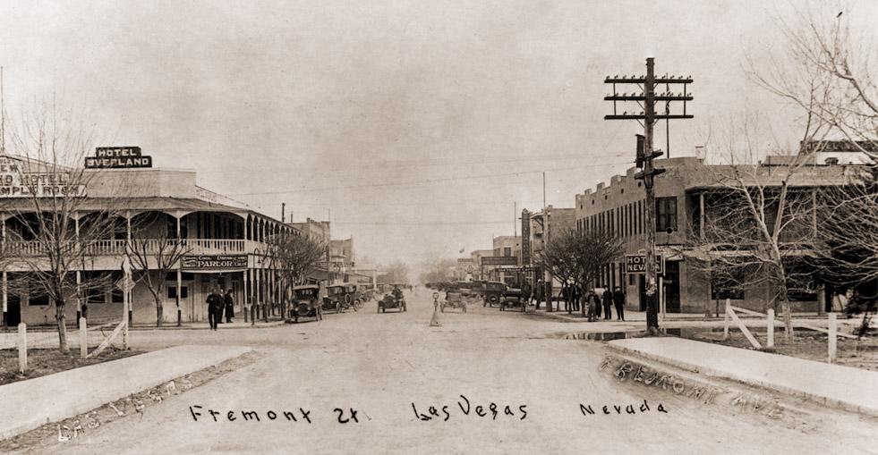Fremont Street 1905