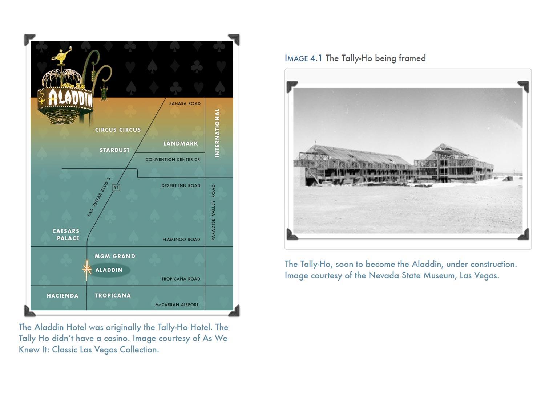 Custom designed hotel location maps!