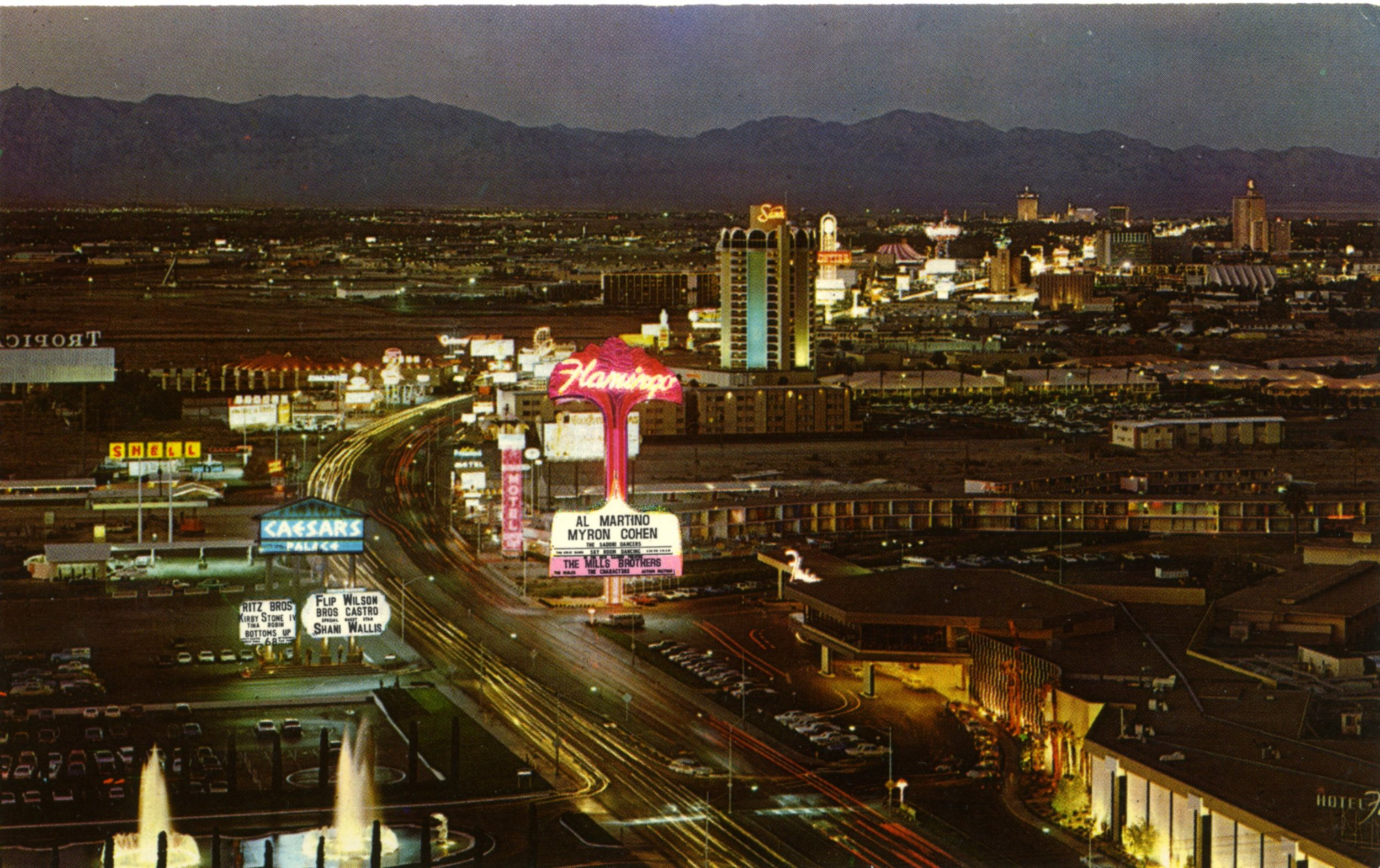 Image courtesy of the Nevada State Museum, Las Vegas