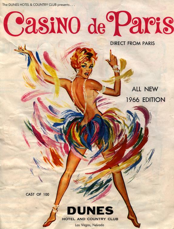 Dunes Casino De Paris '66 cover.jpg