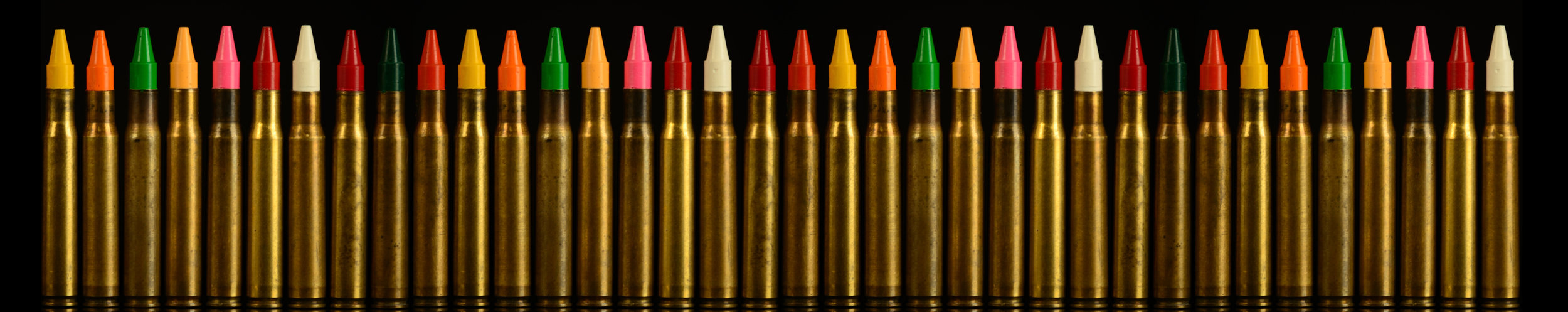 Artifacts crayon Bullets (2011)