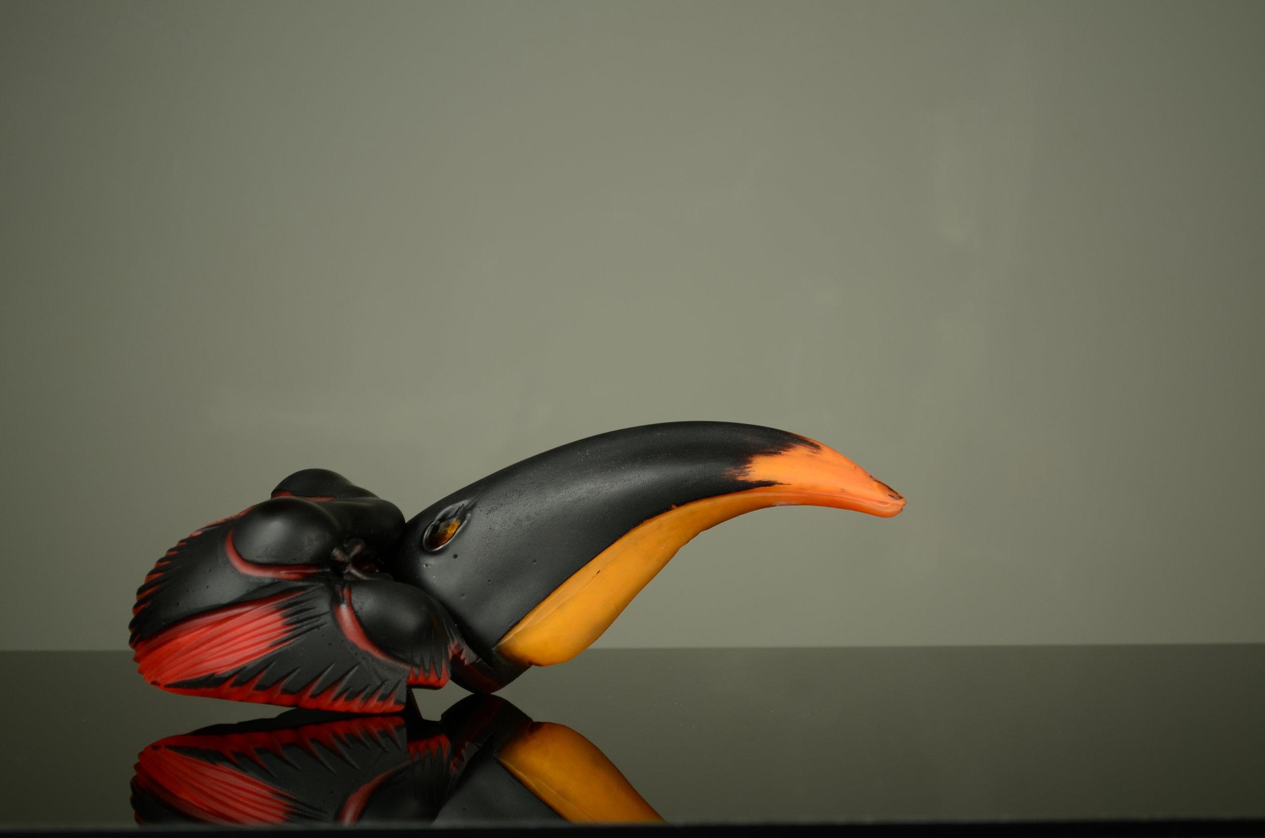 Woodpecker Mask.