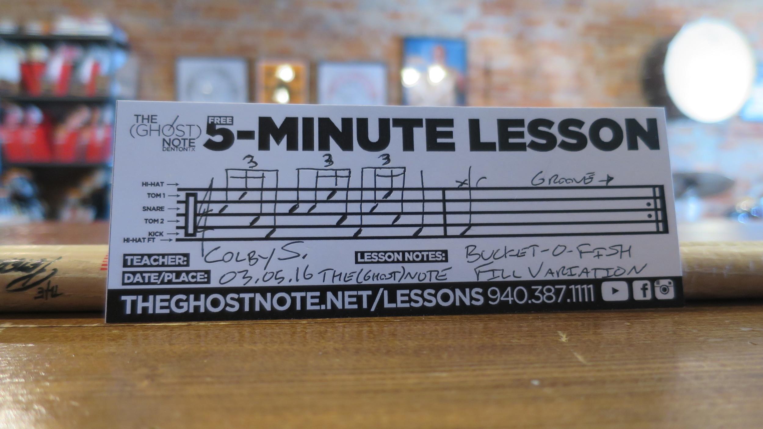 5 Minute Lesson w-Alex - Bucket o fish variation IMG_4997.JPG