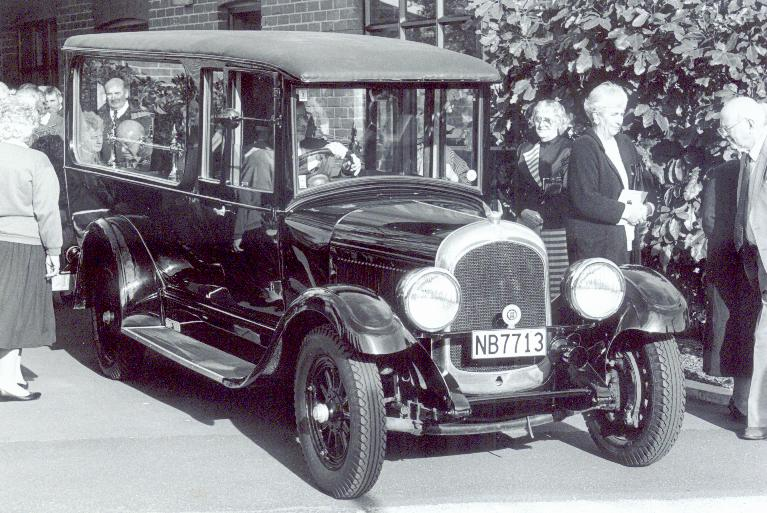 Our Vehicles — Hope and Sons — Funeral Directors, Dunedin