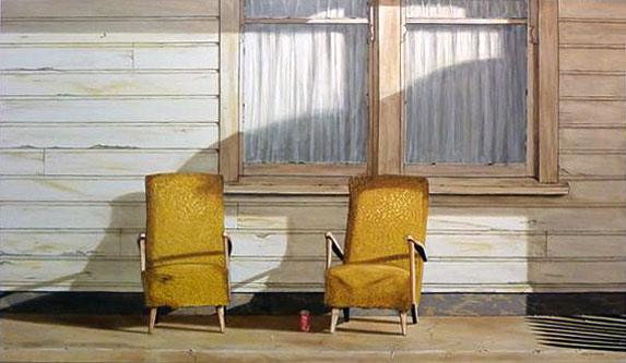 1st Paul Lindsay  Two Chairs – No Waiting