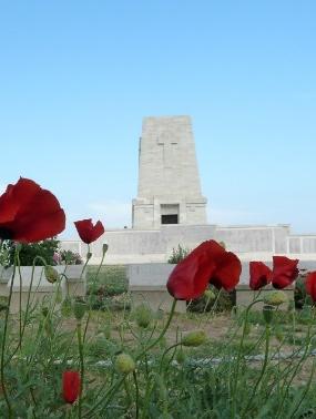 Chunuk Bair, Gallipoli