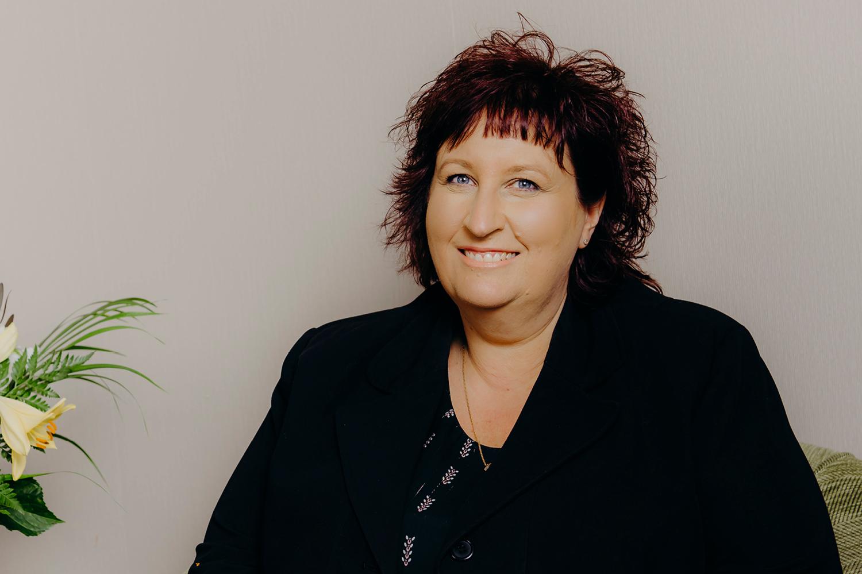 Lisa Miles, Bereavement Support Coordinator