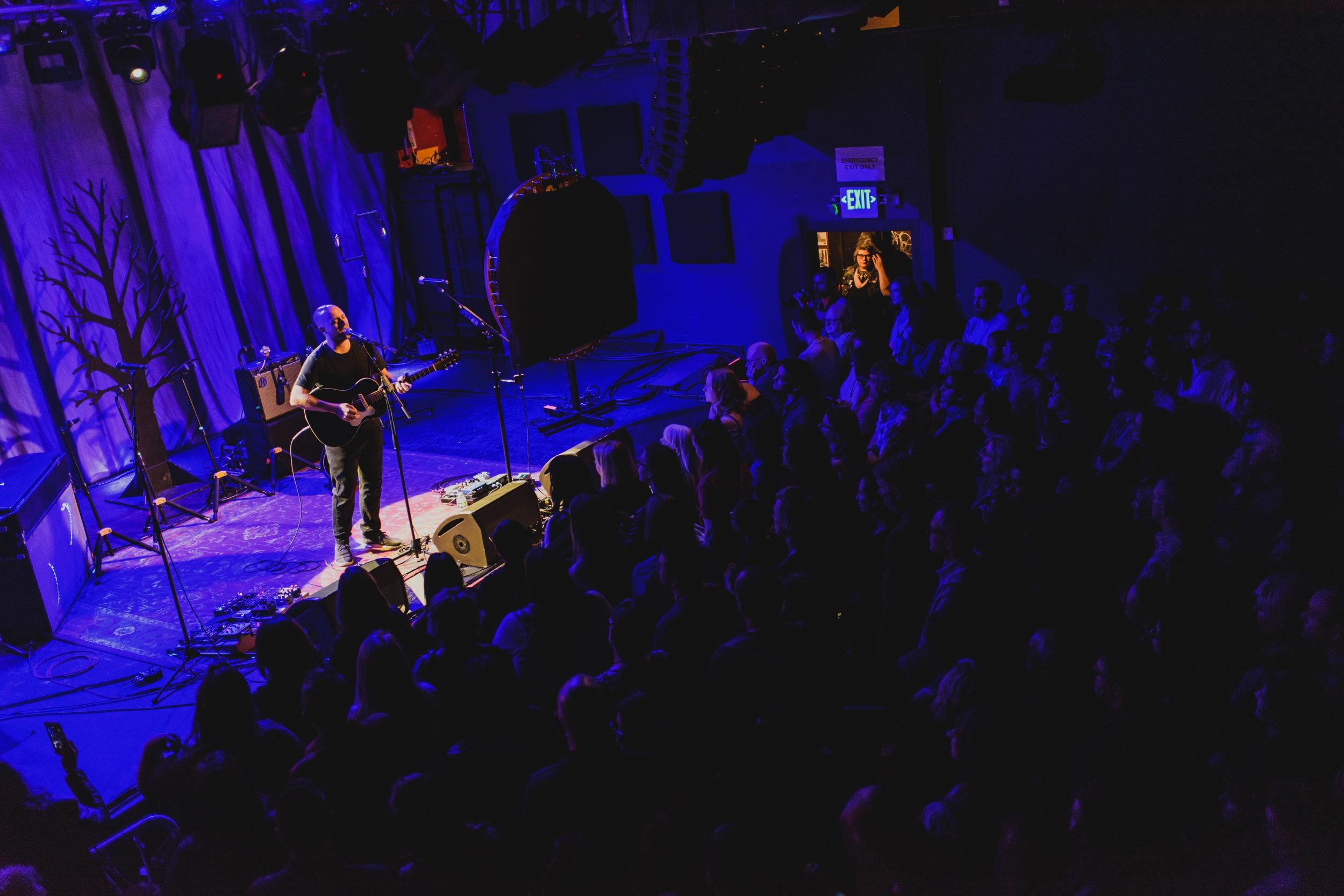 Live at Neumos - Seattle, WA  | Photo by Jason Tang.