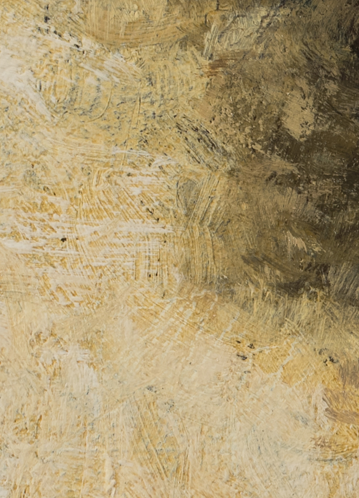 Study after: John Francis Murphy - Landscape by M Francis McCarthy - 5x7 (Detail 2)