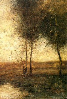 John Francis Murphy - Landscape (Original)