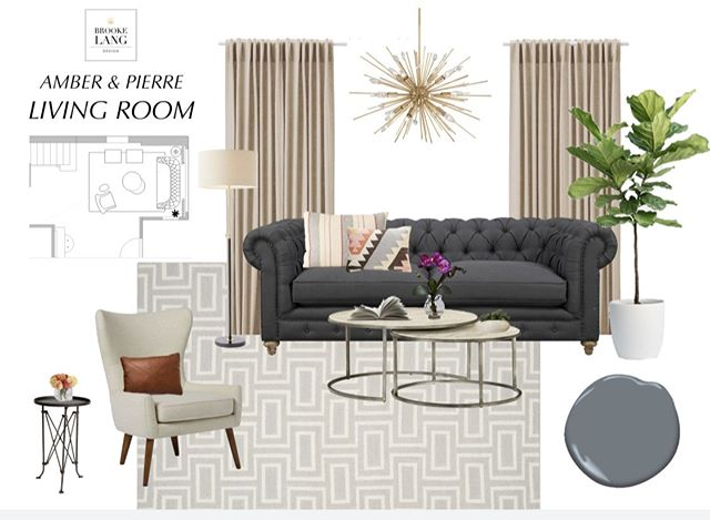 I love the neutral design of this living room heightened by pops of color from the plant, flowers, and gorgeous light fixture! What's your favorite piece from this #MoodBoardMonday . . . . #BrookeLangDesign #interiordesigner #homestyle #interiorinspo #interiorstyling #inspohome #homestylinginspo #homestyling #homeinspiration  #ChicagoHomes #ChicagoDesigner #ChicagoLuxury #Chicago #ChicagoInteriors #InteriorDesign #ChicagoConstruction #ChicagoArchitect #InteriorDesigner #HomeImprovement #Kitchens #Bathrooms #NorthShoreChicago #ChicagoNorthShore #chicagoInteriordesigners #chicagoluxuryhomes#DowntownChicago #ChicagoBuilder #ChicagoDeveloper #ChicagoDevelopment