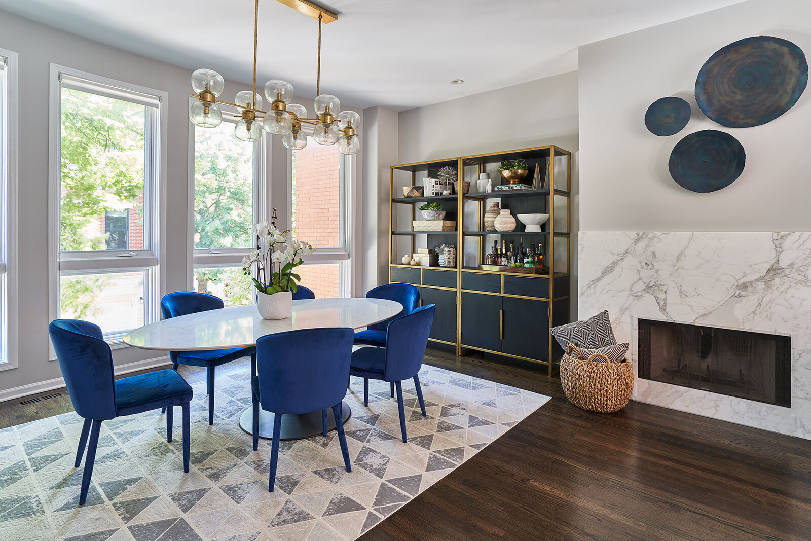Brooke Lang Design Chicago Interior Designer