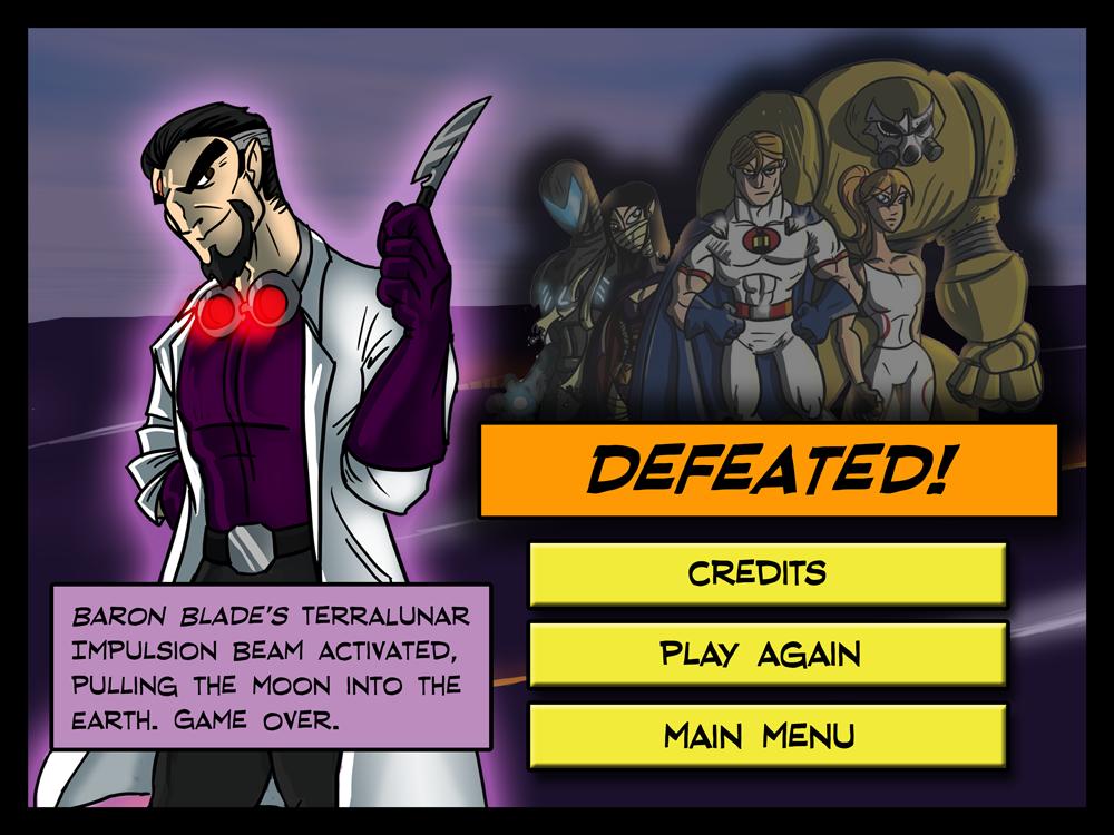 End Game Concept