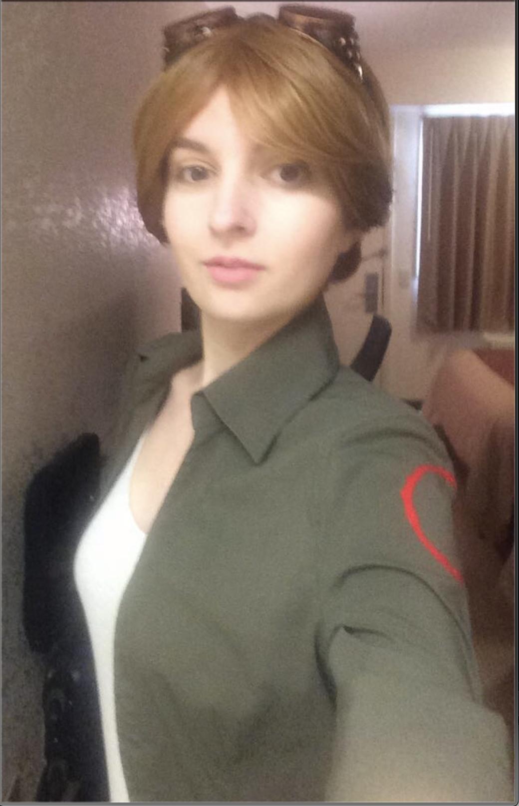 GenCon 2016 - Crista as Super Scientific Tachyon