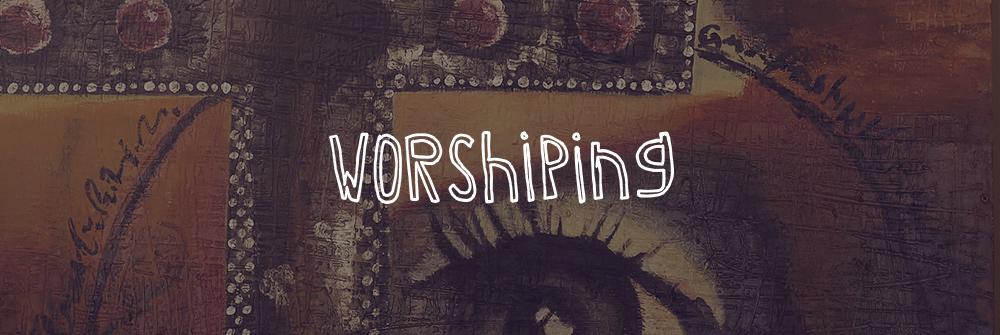 """HERO with """"worshiping"""""""