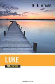 3. Luke For Everyone   by NT Wright  – this is a shorter book, but very brilliant in what it says. This is one we will recommend for those who don't want to tackle the bigger ones. It can also be used as a supplement.