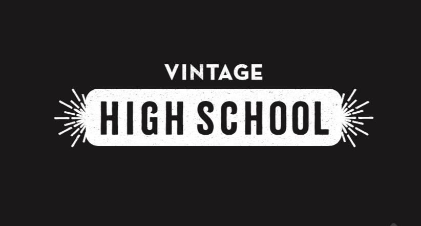 Revolution High School Ministry