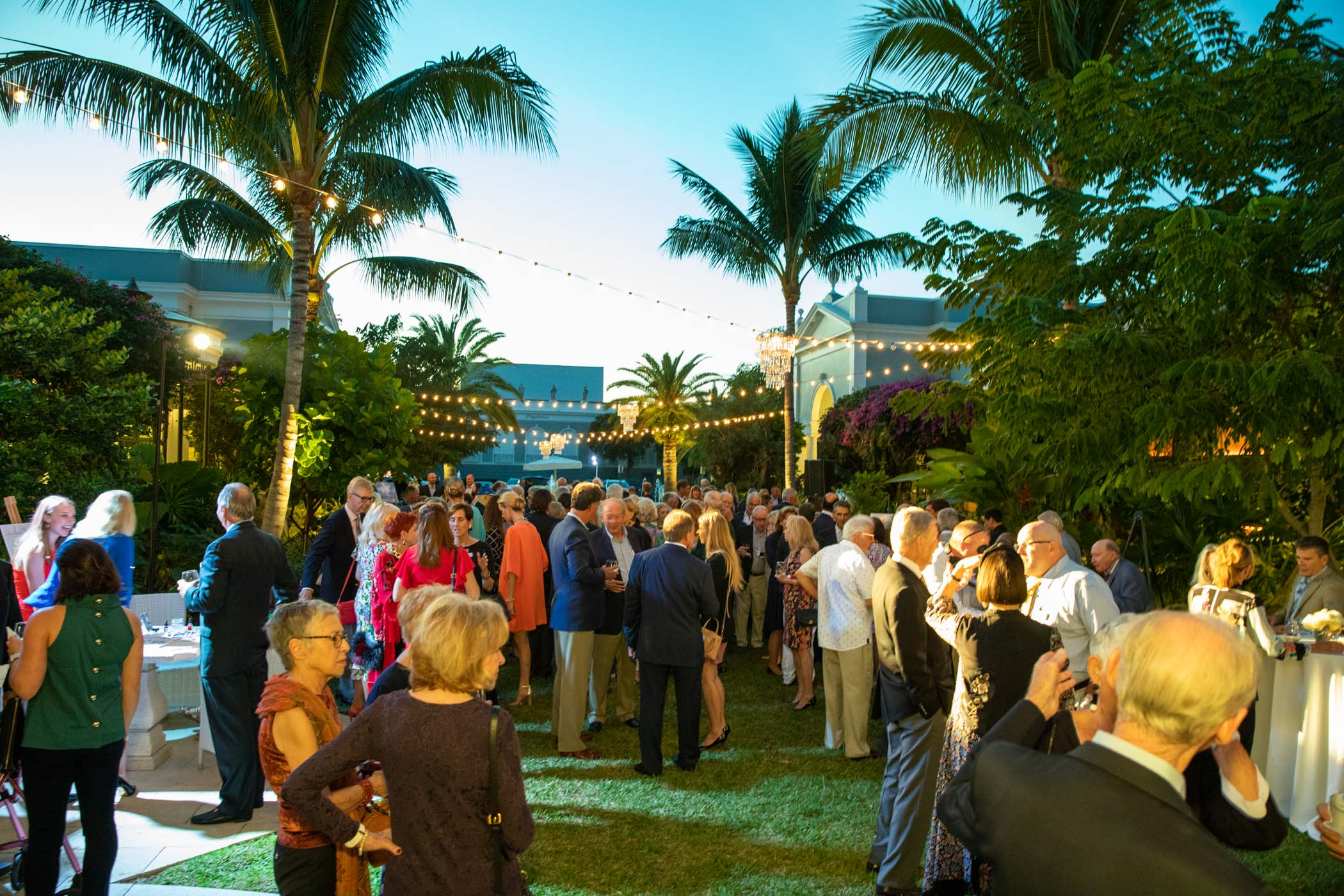 The 75th Anniversary of the Palm Beach Civic Association at the Royal Ponciana in Palm Beach Florida November 26, 2018 with Live Painting by Lydia Marie Elizabeth in watercolor .jpg