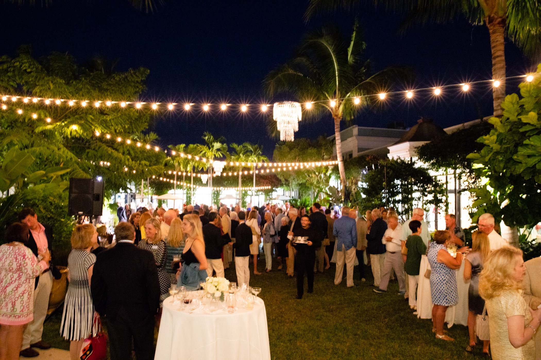 The 75th Anniversary of the Palm Beach Civic Association at the Royal Ponciana in Palm Beach Florida November 26, 2018 with Live Painting by Lydia Marie Elizabeth in watercolor 6.jpg