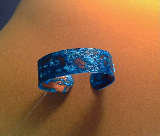 Blue Horizons Bracelet