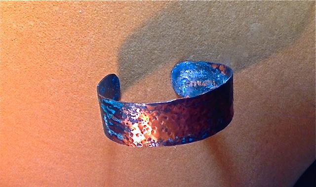 Copper Dusk Bracelet
