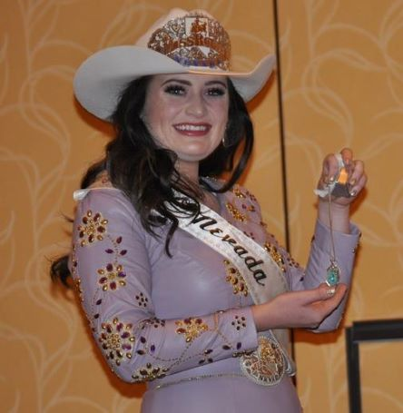 - I am pleased to say that one of my original pendants was selected by the Rodeo Board Pageant as a gift to the outgoing Miss Rodeo Nevada 2017: Kaity McBride